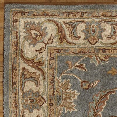 Rylan Tufted Wool Area Rug Rug Size: 5 x 8