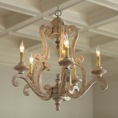 Brighton 5-Light Candle-Style Chandelier
