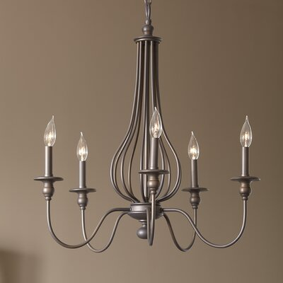 Chelsea 5-Light Candle-Style Chandelier