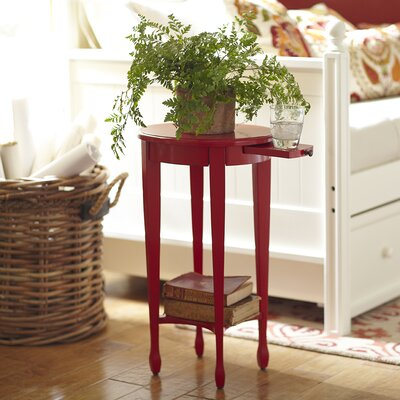 Wentworth Side Table Finish: Red