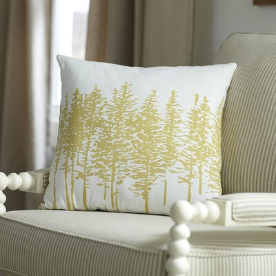 Darcy Pillow Cover Color: Canary