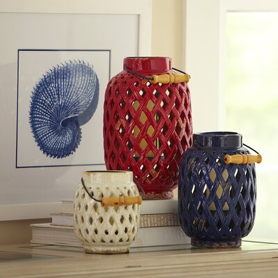 3-Piece Indira Candle Lantern Set