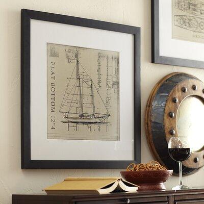 Starboard Framed Print II