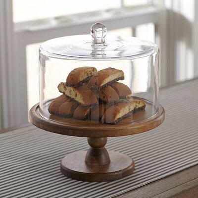 Olson Cake Stand with Flat Cover BL22401 38305742