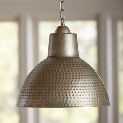 Bainbridge Pendant Finish: Antique Pewter