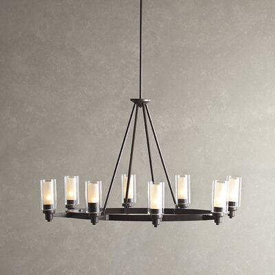 Gramercy 8-Light Candle-Style Chandelier