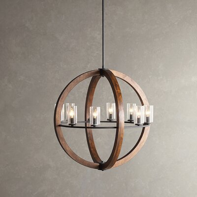 Brooklyn 8-Light Candle-Style Chandelier