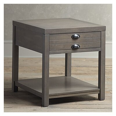 Stowe Rectangular Side Table