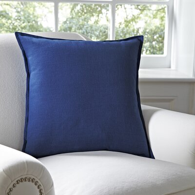 Milly Pillow Cover Color: Blue