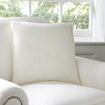 Milly Pillow Cover Color: Parchment