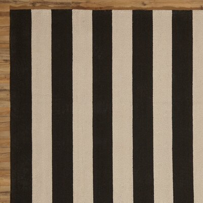 Lisette Hand-Woven Indoor/Outdoor Rug Rug Size: Rectangle 5 x 8