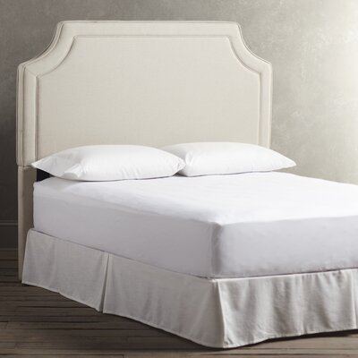 Parker Upholstered Headboard Size: Queen
