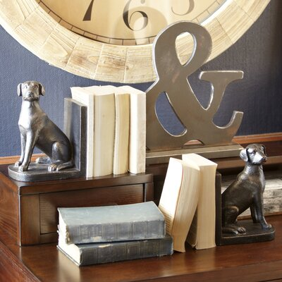 Birch Lane Retriever Bookends