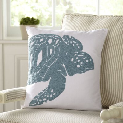 Turtle Undersea Pillow Cover