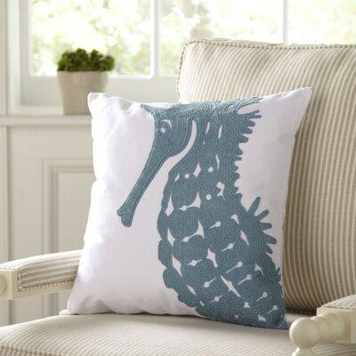 Seahorse Undersea Pillow Cover