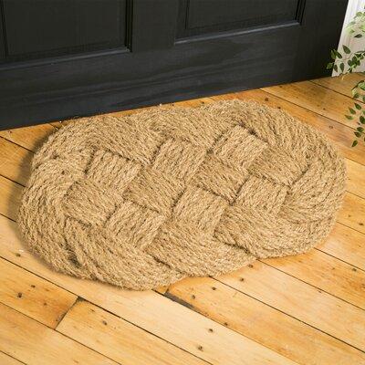 Woven Welcome Doormat