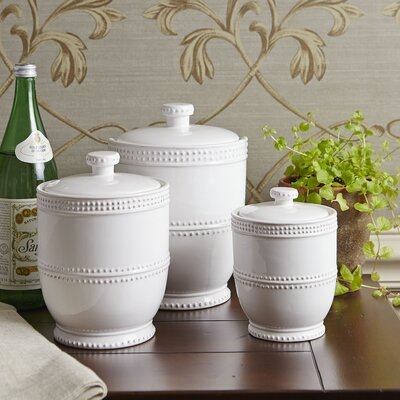 Margeux 3-Piece Canister Set