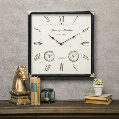 Terryton Wall Clock