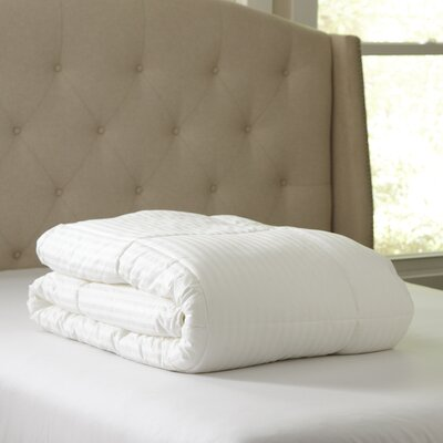 Birch Lane Classic Down Alternative Comforter Size: King