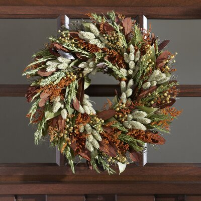 Preserved Vineyard Wreath