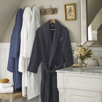 Winchester Robe, Pewter Size: Large / Extra Long