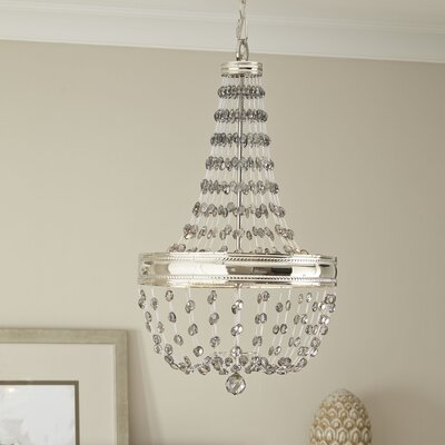 Porter 3-Light Empire Chandelier