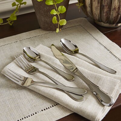 Tinsley Flatware Collection Setting: 20-Piece Set