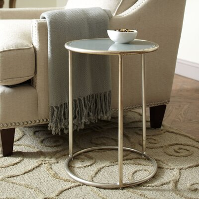 Ellison Side Table Finish: Silver