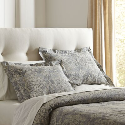 Sandrine Stone Duvet Set Size: Full/Queen
