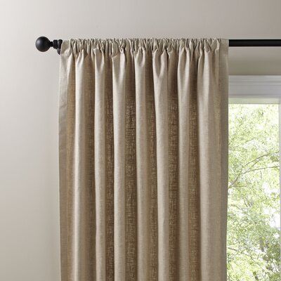 Collinsworth Single Curtain Panel