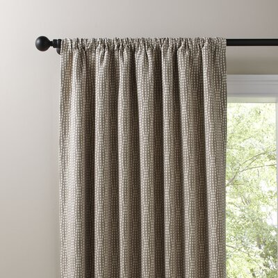 Tallister Single Curtain Panel