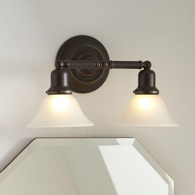 Arlington 2-Light Vanity Light
