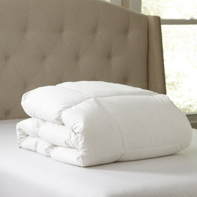 Birch Lane Hotel Down Comforter Size: King