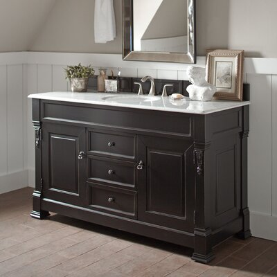 Stockbridge 60 Single Bathroom Vanity Set