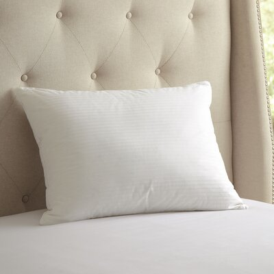 Birch Lane Classic Down Pillow Size: Standard