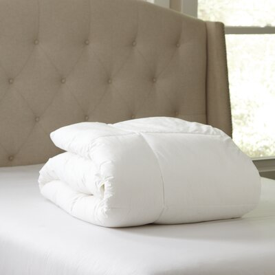Birch Lane Essential Down Alternative Comforter Size: Queen