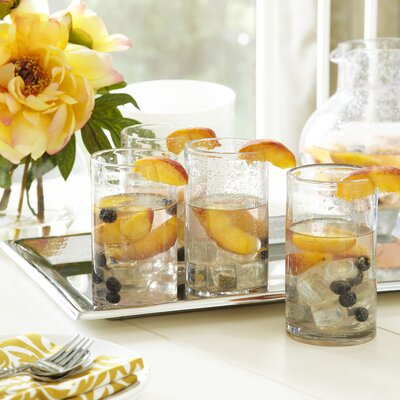 Cecelia Highball Glasses Color: Clear
