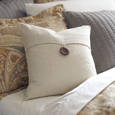 Lena Pillow Cover Color: Natural