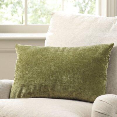 Rochelle Pillow Cover Size: 16 x 24, Color: Lemongrass