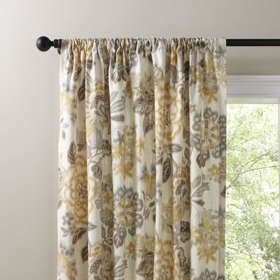 Marguerite Single Curtain Panel