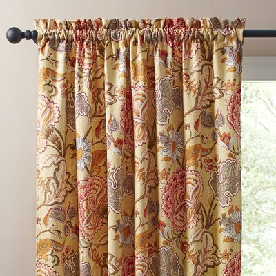 Maddy Single Curtain Panel