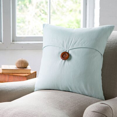 Lena Pillow Cover Color: Sky