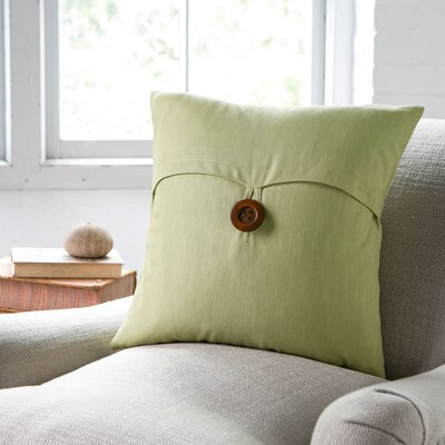 Lena Pillow Cover Color: Fern