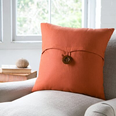 Lena Pillow Cover Color: Terra