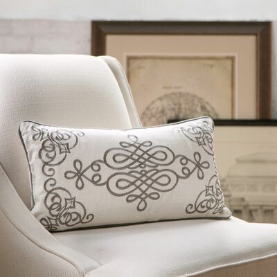 Eliza Pillow Cover Color: Parchment