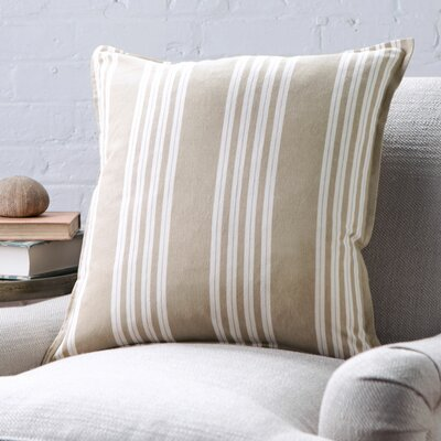 Lauren Pillow Cover Color: Natural