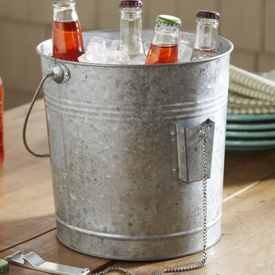 Cawley Ale Pail Finish: Galvanized Steel