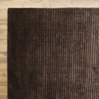 Jade Mocha Rug Rug Size: Rectangle 5 x 8