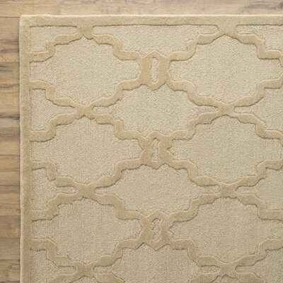 Cabbott Natural Rug Rug Size: Rectangle 5 x 8