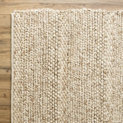 Jocelyn Natural Rug Rug Size: 3 x 5